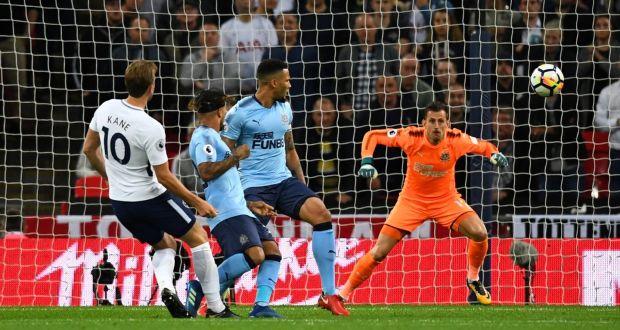 Harry Kane Goal Secures Champions League Spot For Spurs