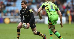 Danny Cipriani in action for Wasps in the Aviva Premiership. Photograph: David Rogers/Getty Images