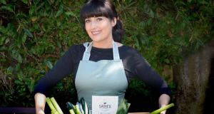 Sarah Kiely works hard to make sure that every chicken used in Sadie's Kitchen comes from a free range Irish farm.