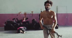 Childish Gambino's This Is America: on Twitter, we saw hundreds of long, detailed threads attempt to untangle all the symbolism and allusions in the music video
