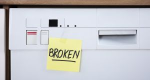 Vicki ordered a dishwasher from Littlewoods but it was badly damaged when delivered. Photograph: iStock