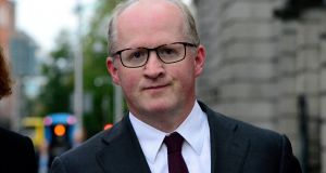 "Philip Lane: he acknowledged there was an ""affordability crisis"" in the Irish housing market. Photograph: Cyril Byrne"