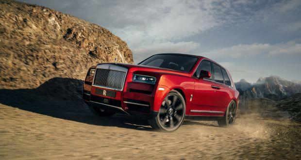 Rolls-Royce at last releases its diamond-standard SUV