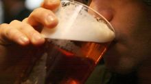 Other well-regarded studies have reported that drinking one to two units of alcohol a day markedly protects against death from cardiovascular disease. Photograph: Johnny Green/PA Wire