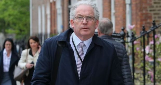 Outgoing HSE Director General Tony O' Brien