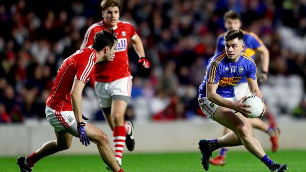 Tipperary's Michael Quinlivan. Photograph: Inpho/James Crombie