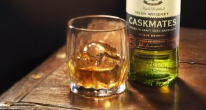 Sales of Caskmates jumped 110 per cent in volume terms and 103 per cent in the 12 months to June 2017.