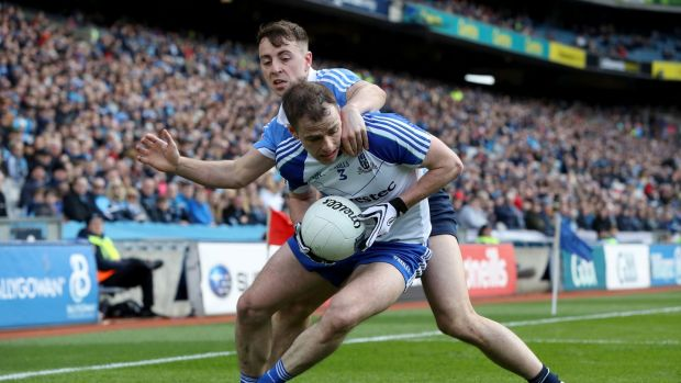 Monaghan beat Dublin in Croke Park in this year's league