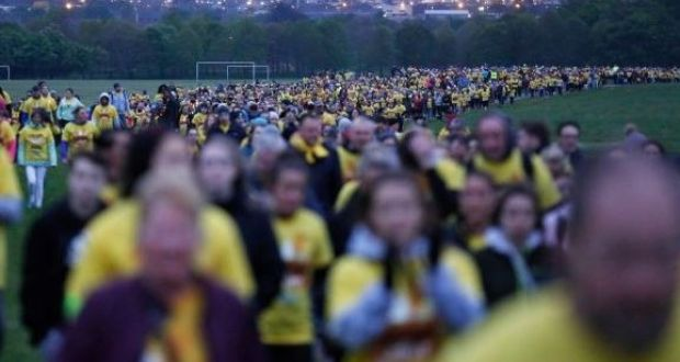 Out Of Darkness Into Light >> 200 000 People To Participate In Annual Darkness Into Light Event