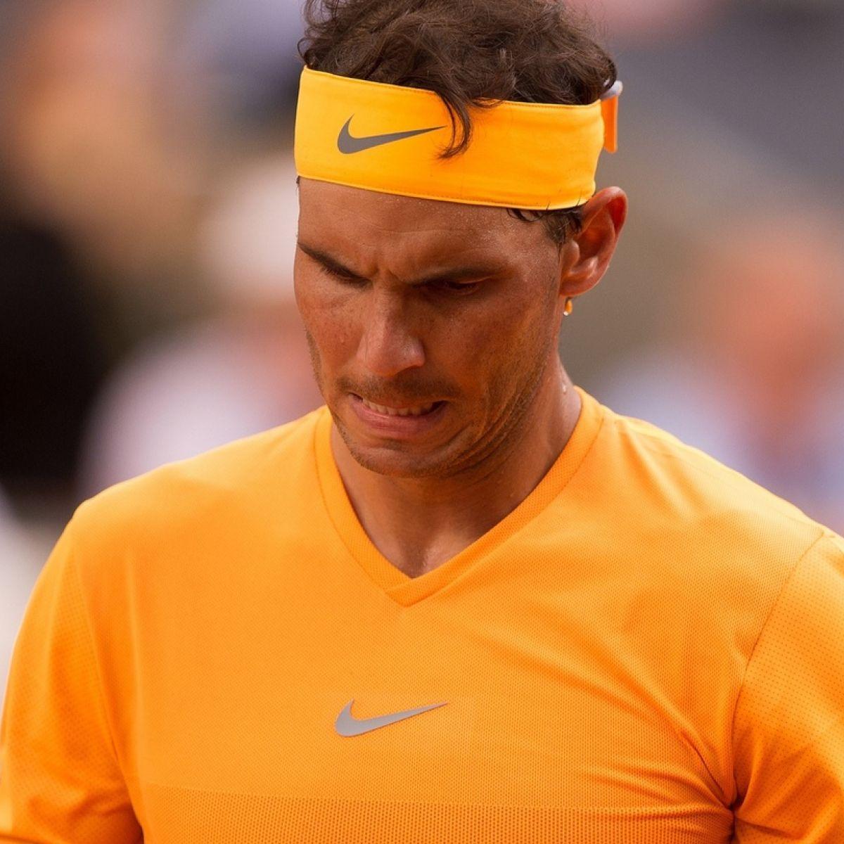 Rafael Nadal Loses His World No 1 Ranking In Madrid