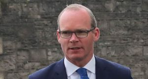 Tánaiste Simon Coveney said the health service should be about saving lives and not saving face. Photograph: Collins