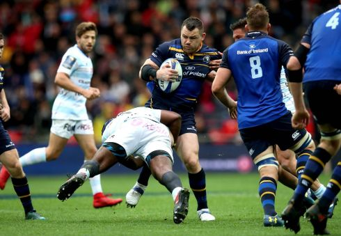 Cian Healy - Took the fight to enormous opponents on the day he became the only Irish prop to win four European titles. Jack McGrath closed it out as he has done all season. Rating: 6