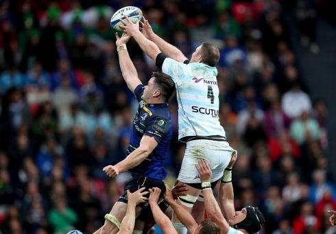 James Ryan - As others around him struggled the unbeaten one (21 and counting) continued his outstanding form with 11 cleverly angled carries, 12 tackles and some masterful lineout play. Phenomenal. Rating: 9