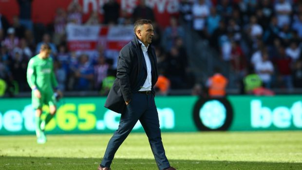 It's not a question of firing - Carvalhal defiant on Swansea future