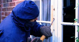 In February, some 892 domestic burglaries were reported to gardaí across the country, a fall of 27% on the same month in 2017.