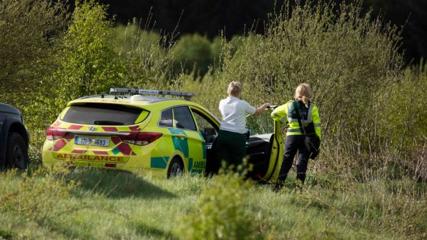 Pilot and boy (7) are killed as parachutists' plane crashes in bog