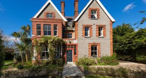 Ulverton, an elegant Victorian property on Dalkey's Ulverton Road.