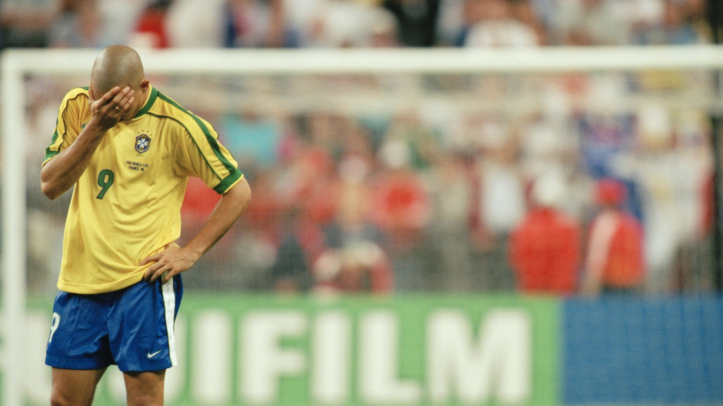 World Cup moments: Mystery surrounds Ronaldo in 1998