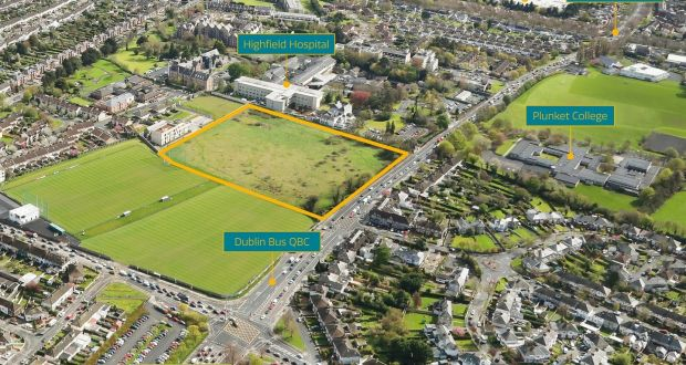 €18m sought for D9 site with planning for 358 apartments
