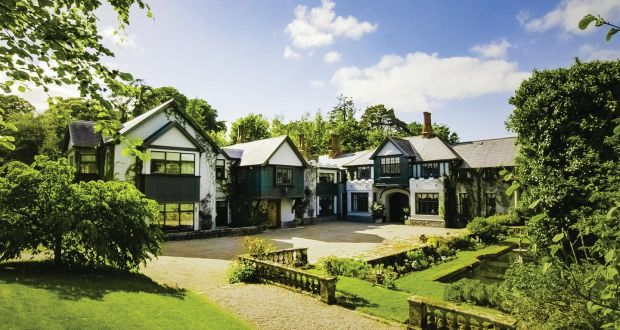 Historic Wicklow estate turned stud farm on sale for €15m