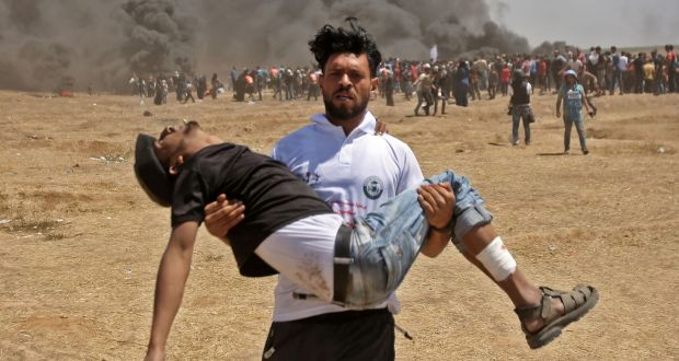 Image result for gaza killings don't believe a word israel says