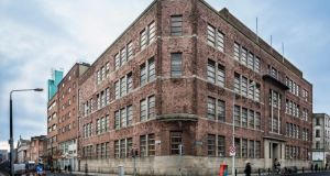 Cathal Brugha Street College, Dublin: the complex off O'Connell Street includes two properties