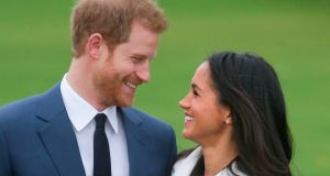Prince Harry and Meghan Markle. A Co Donegal hotel has cancelled a royal wedding themed afternoon tea this weekend after reportedly receiving complaints about the event. Photograph: Daniel Leal-Olivas/AFP/Getty Images.