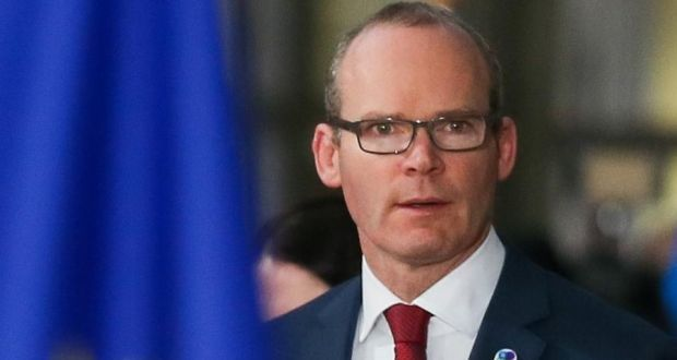 Tánaiste Simon Coveney summoned the Israeli ambassador to the Department of Foreign Affairs.
