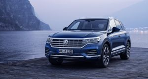 Volkswagen limits new Touareg SUV's chances of success in Ireland