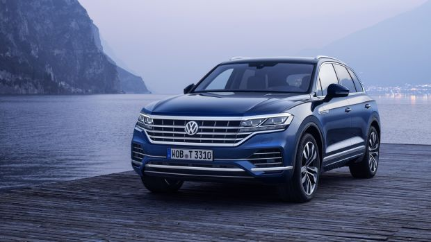 2020 VW Touareg: New Engines, Design, Release >> Volkswagen Limits New Touareg Suv S Chances Of Success In