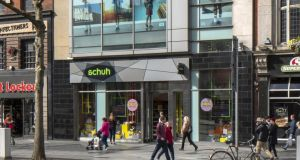 Schuh shop: the 25-year lease, which has more than seven years to run, produces a rent of €480,000.