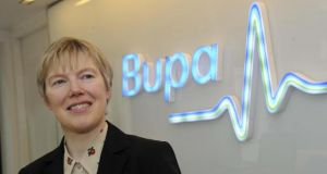 Chief excecutive of health insurer Bupa, Evelyn Bourke