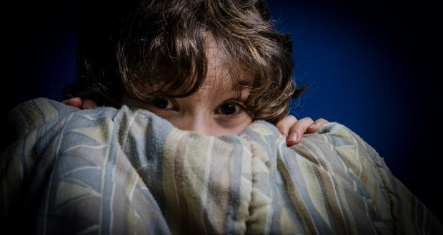 Sometimes there are specific triggers for nightmares such as seeing a scary image in a film or hearing about tragic news on the TV or dealing with a stressful event in school, but sometimes there are no definable triggers. Photograph: iStock