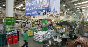 "The Woodies network, its chief executive  said, has eschewed high-stacked shelving and is reformatting many stores to give them a ""softer"" look and feel."