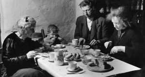 Margaret Hickey's book brings the meals and traditions of ordinary people to life. Photograph: © Hulton-Deutsch Collection/Corbis via Getty Images