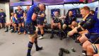 Leinster players celebrate after the win over Racing 92. Three years after my career has ended at least I know the changing room will stay lodged in my mind until I'm old and grey.  Photograph:  Ramsey Cardy/Sportsfile via Getty Images