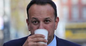 "Taoiseach Leo Varadkar: ""I have made it very clear to my counterpart in the UK and to the other EU prime ministers that under no circumstances will there be a border. Full stop."" Photograph: Colin Keegan, Collins"