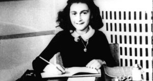 Anne Frank, the young Jewish diarist who with her family hid from the Nazis in Amsterdam, Netherlands, during the second World War. File photograph: AP/PA