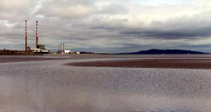 "In south Dublin, Merrion and Sandymount Strands failed failed to meet EU water quality standards due to polluted surface waters, drainage ""misconnections"" and bird fouling. Photograph: Bryan O'Brien"