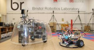 The Bristol Robotics Laboratory is working on projects in artificial intelligence.