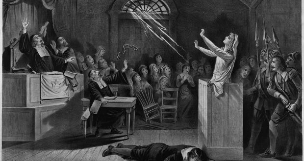 Irishwoman Ann Glover, the last woman hanged for witchcraft