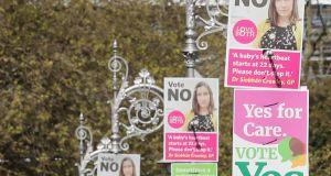 Abortion services are accessed annually by thousands of women living in Ireland – the only impact your vote can make is on how safely they have them. Photograph: Niall Carson/PA Wire