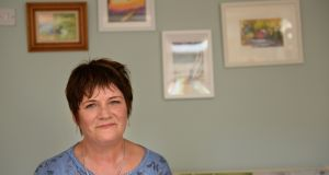Anne Conway, at home in Donnycarney, Dublin, had an abortion in  1970. Photograph: Dara Mac Dónaill / The Irish Times