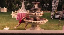 Ditch the chocolate fountain: Kristen Wiig had the right idea in 'Bridemaids'.