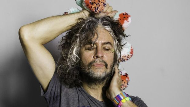 The Flaming Lips: at Galway International Arts Festival. Photograph: George Salisbury