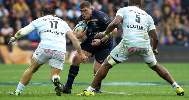 Rugby fellows poke