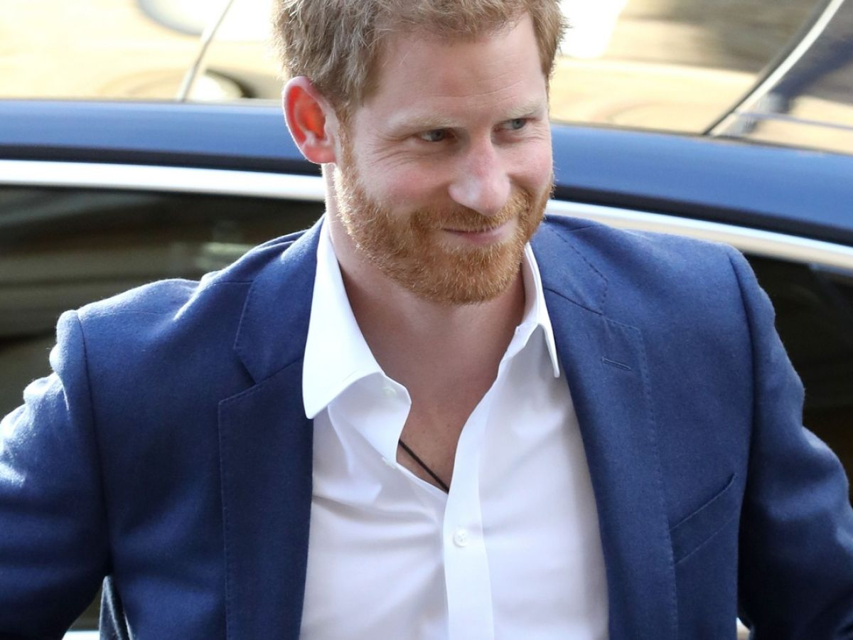 Prince Harry is an Irishman trapped in a royal body