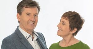 Daniel and Majella O'Donnell: Driving your husband around the country to be adored by B&B owners – now that's love