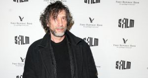 Author Neil Gaiman  at the San Francisco International Film Festival at the Castro Theatre  in April. Photograph: Kelly Sullivan/Wire Image