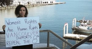 Syllona Kanu: 'Abortion in British Columbia is free, safe and legal.'